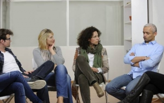 Group counseling certification