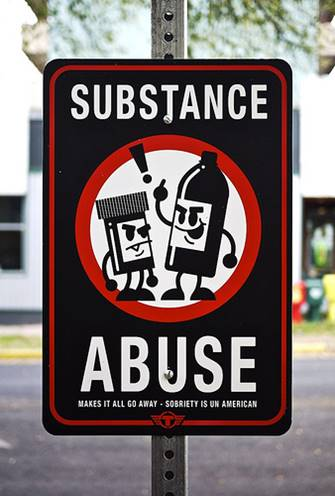 Substance Abuse and Addiction Counseling different tops